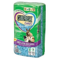 Carefresh Colours Blue Bedding 10 Litres big image
