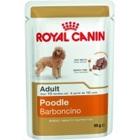 Royal Canin Poodle Adult Wet Food 12 x 85g Pouches big image