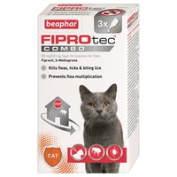 Beaphar FIPROtec Combo Spot-On Solution for Cats  big image