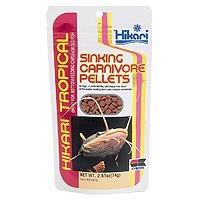 Hikari Tropical Sinking Carnivore Pellets 74g big image
