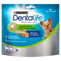Purina Dentalife Dental Chews for Extra Small Dogs big image