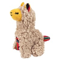 KONG Softies Buzzy Llama Cat Toy big image