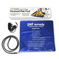 Pet Remedy Low Voltage Heated Pet Pad big image