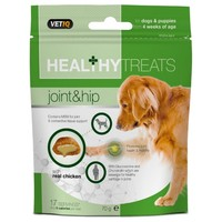 VetIQ Healthy Treats Joint & Hip for Dogs & Puppies 70g big image