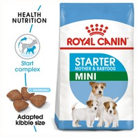 Royal Canin Mini Starter Mother & Babydog Dry Dog Food big image