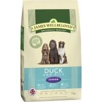 James Wellbeloved Senior Dog Duck and Rice big image