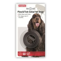 Beaphar Dog Flea & Tick Collar big image
