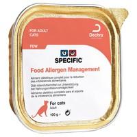 SPECIFIC FDW Food Allergen Management Wet Cat Food big image
