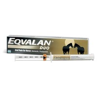 Eqvalan Duo Horse Wormer big image