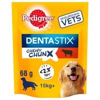 Pedigree Dentastix Chewy ChunX (Beef) big image