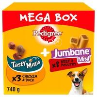 Pedigree Tasty Minis & Jumbone Mega Box big image