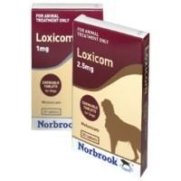 Loxicom Chewable Tablets 2.5mg (100 Tablets) big image