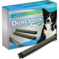 Dentagen Plaque Prevention Dog Chews big image