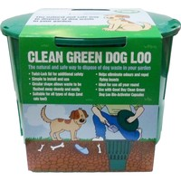 Good Boy Clean Green Dog Loo big image