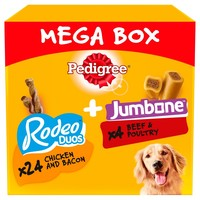 Pedigree Rodeo Duos and Jumbone Mega Box big image
