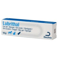 Lubrithal Eye Gel 10G Tube big image