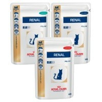 Royal Canin Renal Feline SO 12 x 85g Pouches big image