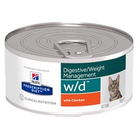 Hills Prescription Diet WD Tins for Cats big image