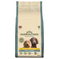Harringtons Complete Dry Food for Puppies (Turkey & Rice) big image