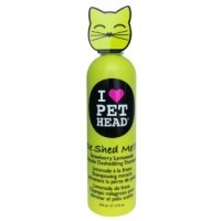 Pet Head Cat De Shed Shampoo 354ml big image