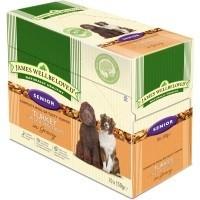 James Wellbeloved Senior Dog Food Pouches 10 x 150g (Turkey with Rice & Veg) big image