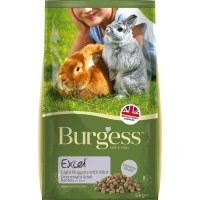 Burgess Excel Light Rabbit Nuggets with Mint big image