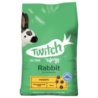 Wagg Twitch Rabbit Food big image