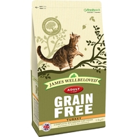 James Wellbeloved Adult Cat Grain Free (Turkey) big image