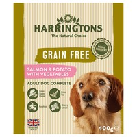 Harringtons Grain Free Wet Food Trays for Dogs (Salmon & Potato) big image