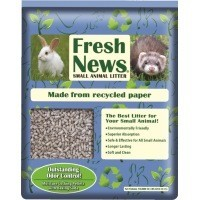 Fresh News Small Animal Litter 10 Litres big image