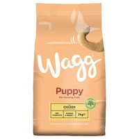 Wagg Complete Puppy Dry Dog Food (Chicken) big image