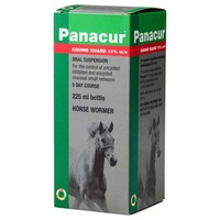 Panacur Equine Guard Horse Wormer Original 225ml big image