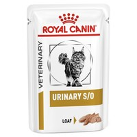 Royal Canin Urinary S/O Pouches in Loaf for Cats big image