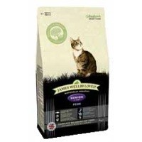 James Wellbeloved Senior Cat Fish & Rice Cat Food big image
