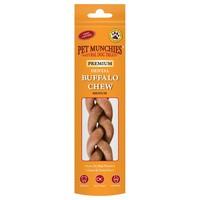 Pet Munchies Premium Dental Buffalo Chew for Dogs big image