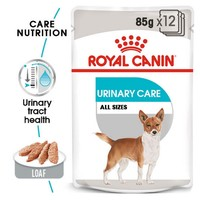 Royal Canin Urinary Care Wet Dog Food Pouches big image