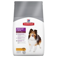 Hills Science Plan Sensitive Stomach & Skin Dry Food for Adult Dogs big image
