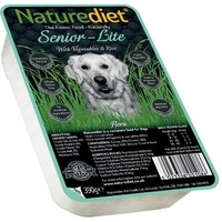 Naturediet Senior / Lite Dog Food 18 x 390g (Turkey/Chicken/Veg/Rice) big image
