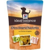 Hills Ideal Balance Oven Baked Naturals with Chicken & Apples 227g big image