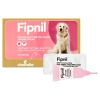 Fipnil for Large Dogs 3 Pipettes big image