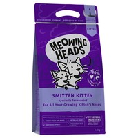Meowing Heads Complete Kitten Dry Cat Food (Smitten Kitten) big image