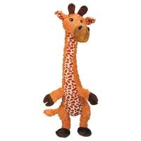 KONG Shakers Luvs Large Dog Toy (Giraffe) big image