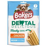 Bakers Dental Delicious with Chicken big image