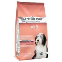 Arden Grange Adult Dog Dry Food (Salmon & Rice) big image