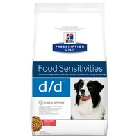 Hills Prescription Diet DD Dry Food for Dogs (Salmon) 12kg big image