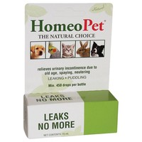 HomeoPet Leaks No More 15ml big image