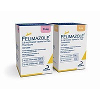 Felimazole 2.5mg Tablets big image
