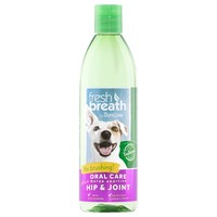 TropiClean Fresh Breath Water Additive Plus for Dogs (Hip & Joint) 473ml big image