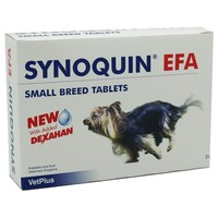 Synoquin EFA Joint Supplement Small Breed Tablets (Pack of 90) big image
