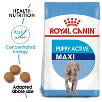 Royal Canin Maxi Puppy Active Dry Food for Puppies 15kg big image